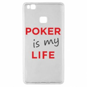 Huawei P9 Lite Case Poker is my life