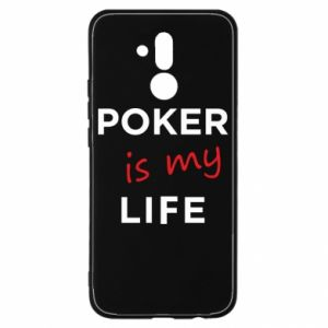 Huawei Mate 20Lite Case Poker is my life