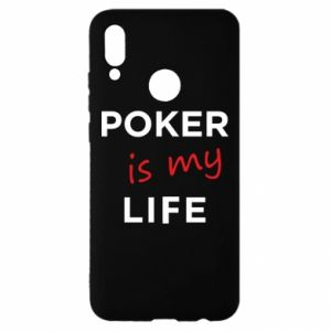 Huawei P Smart 2019 Case Poker is my life