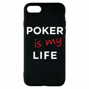 iPhone SE 2020 Case Poker is my life