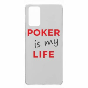 Samsung Note 20 Case Poker is my life