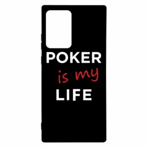Samsung Note 20 Ultra Case Poker is my life