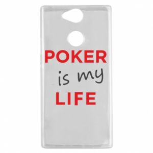 Sony Xperia XA2 Case Poker is my life