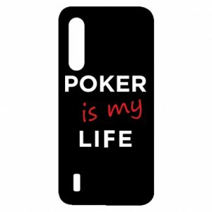 Xiaomi Mi9 Lite Case Poker is my life