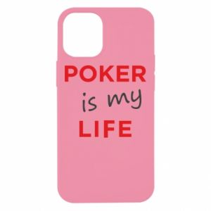 iPhone 12 Mini Case Poker is my life