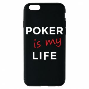 iPhone 6/6S Case Poker is my life