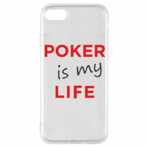 iPhone 7 Case Poker is my life