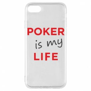 iPhone 8 Case Poker is my life