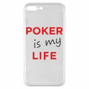 iPhone 8 Plus Case Poker is my life