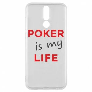 Huawei Mate 10 Lite Case Poker is my life