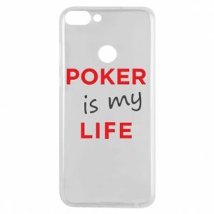 Huawei P Smart Case Poker is my life
