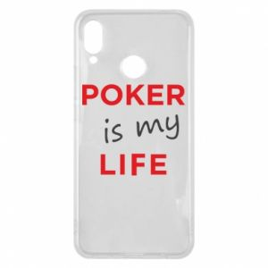 Huawei P Smart Plus Case Poker is my life