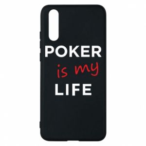 Huawei P20 Case Poker is my life