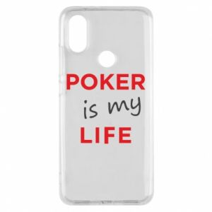 Xiaomi Mi A2 Case Poker is my life