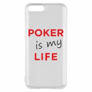 Xiaomi Mi6 Case Poker is my life