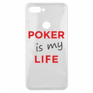 Xiaomi Mi8 Lite Case Poker is my life