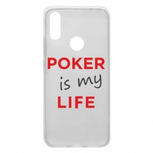 Xiaomi Redmi 7 Case Poker is my life