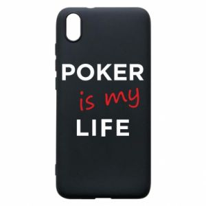 Xiaomi Redmi 7A Case Poker is my life