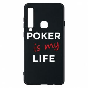Samsung A9 2018 Case Poker is my life
