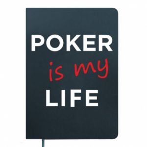 Notepad Poker is my life