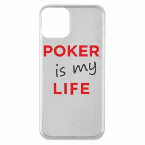 iPhone 11 Case Poker is my life