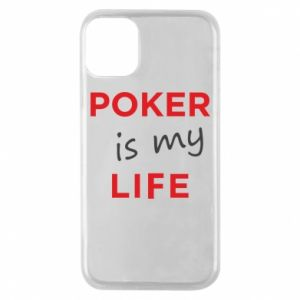 iPhone 11 Pro Case Poker is my life