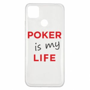Xiaomi Redmi 9c Case Poker is my life