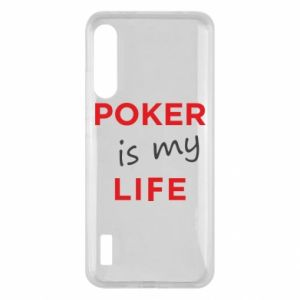 Xiaomi Mi A3 Case Poker is my life