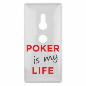 Sony Xperia XZ2 Case Poker is my life