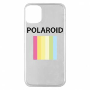 Etui na iPhone 11 Pro Polaroid