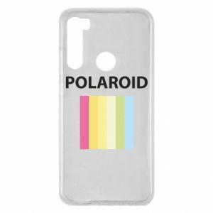 Etui na Xiaomi Redmi Note 8 Polaroid