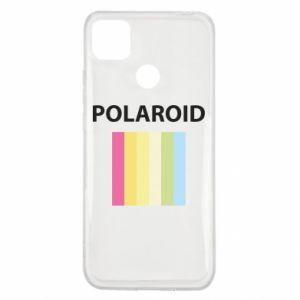 Etui na Xiaomi Redmi 9c Polaroid