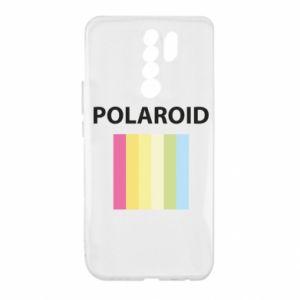 Etui na Xiaomi Redmi 9 Polaroid