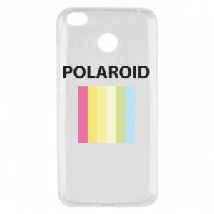 Etui na Xiaomi Redmi 4X Polaroid