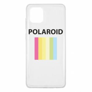 Etui na Samsung Note 10 Lite Polaroid
