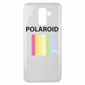 Etui na Samsung J8 2018 Polaroid