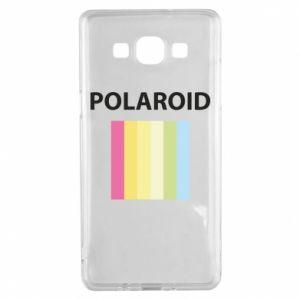 Etui na Samsung A5 2015 Polaroid