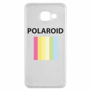 Etui na Samsung A3 2016 Polaroid