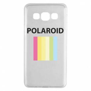 Etui na Samsung A3 2015 Polaroid