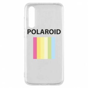 Etui na Huawei P20 Pro Polaroid