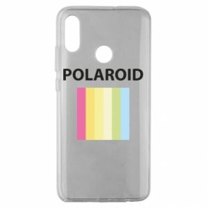 Etui na Huawei Honor 10 Lite Polaroid