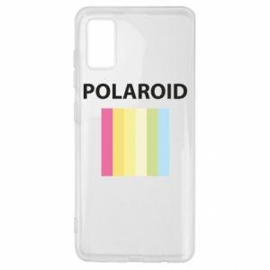 Etui na Samsung A41 Polaroid