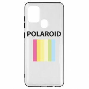 Etui na Samsung A21s Polaroid