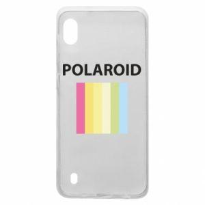 Etui na Samsung A10 Polaroid