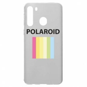 Etui na Samsung A21 Polaroid