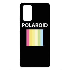 Etui na Samsung Note 20 Polaroid
