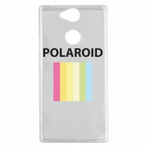 Etui na Sony Xperia XA2 Polaroid
