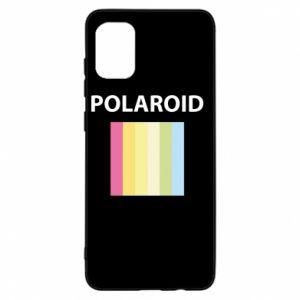 Etui na Samsung A31 Polaroid