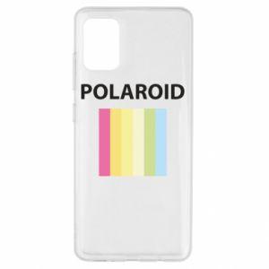 Etui na Samsung A51 Polaroid