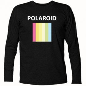 Koszulka z długim rękawem Polaroid